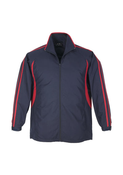 Flash Track Top J3150 - Navy Red