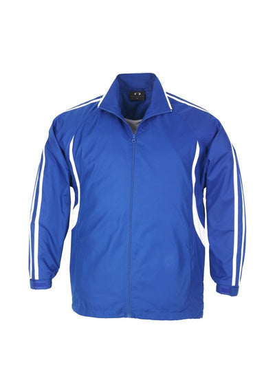 Flash Track Top J3150 - Royal White