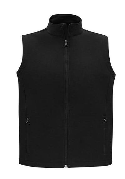 Mens Apex Soft Shell Vest