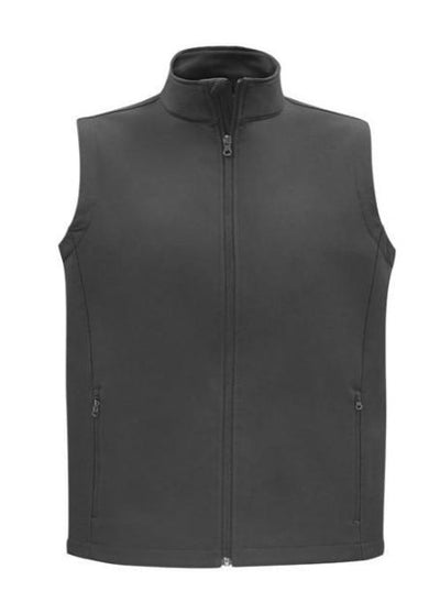 Mens Apex Soft Shell Vest-J380m-biz-collection