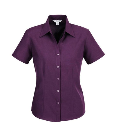 Ladies Plain Oasis Short Sleeve Shirt