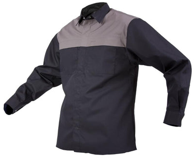 Work Zone Contrast, Long Sleeve Shirt-lc0108