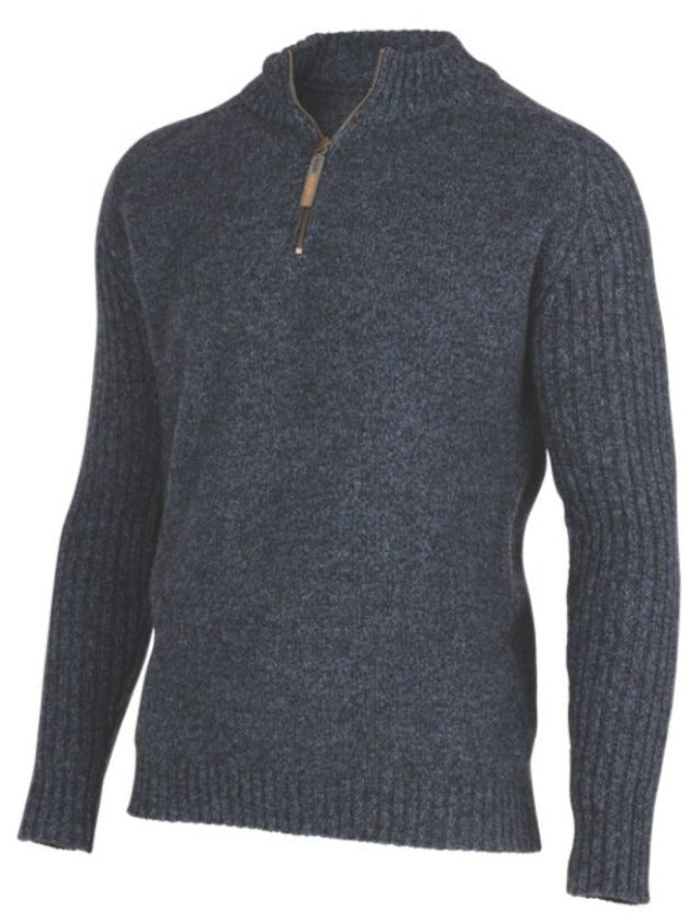 MKM-the-mount-possum-merino-half-zip-sweater-pullover-ms1433-blue-jeans