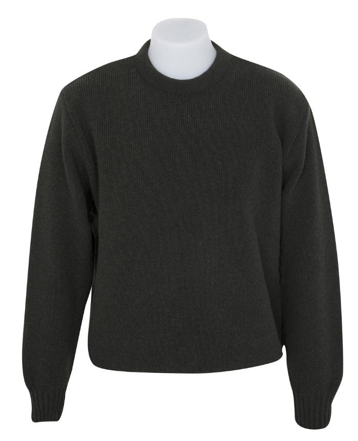 MKM Backyard Crew Neck Fisher Knit Sweater-ms1526