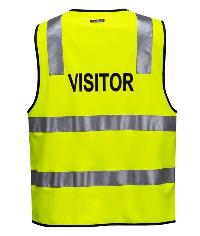 MZ107-hi-vis-visitor-vest-yellow-portwest