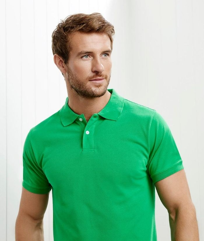 biz-collection-neon-polo-p2100-green