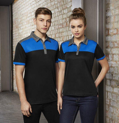 P500LS ladies charger short sleeve polo