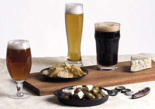 Craft Beer Glass Set - Po 'di fame-vorporate-gifts-nz