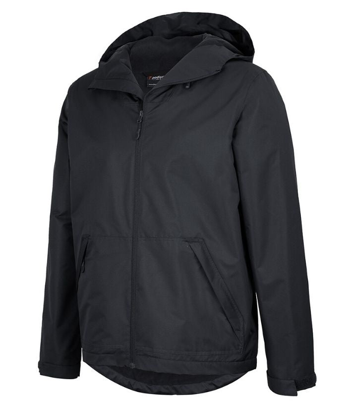 waterproof-jackets-nz-unisex-Podium-Tech-jacket-3TEJ-Black-Royal-Charcoal-Navy