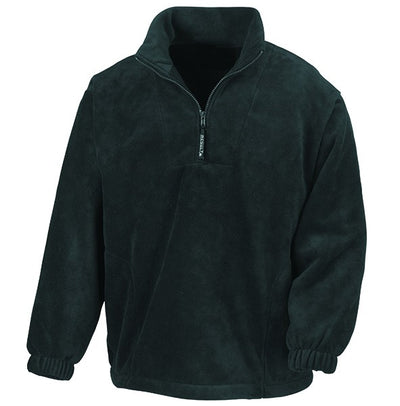 R033B-Result – Youth Polartherm 1/4 Zip Jacket