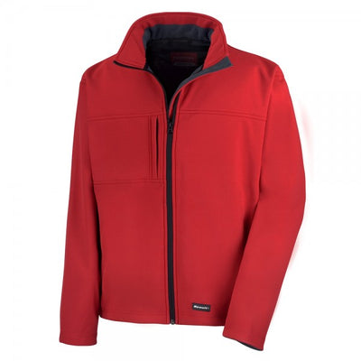 Mens Result Softshell Jacket