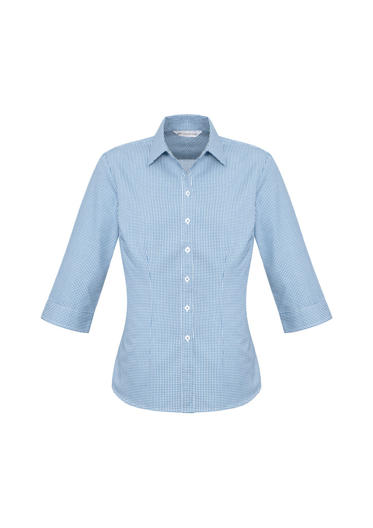 shirts-s716lt-Ladies Ellison 3/4 Sleeve Shirt