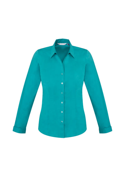 Monaco Ladies Long Sleeve Shirt