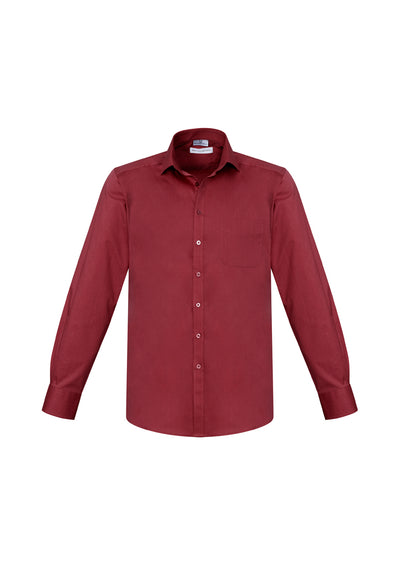 Mens Monaco Long Sleeve Shirt