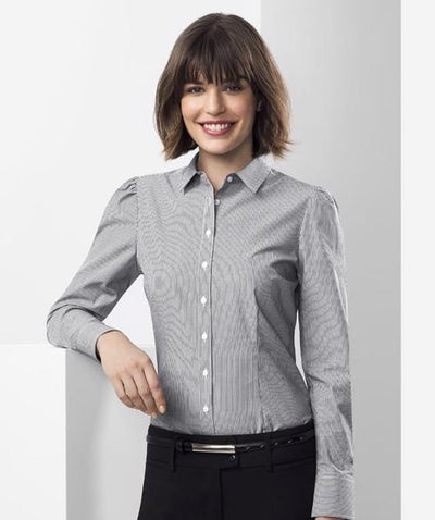 Euro Ladies Long Sleeve Shirt S812LL