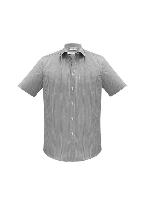 Euro Mens Short Sleeve Shirt
