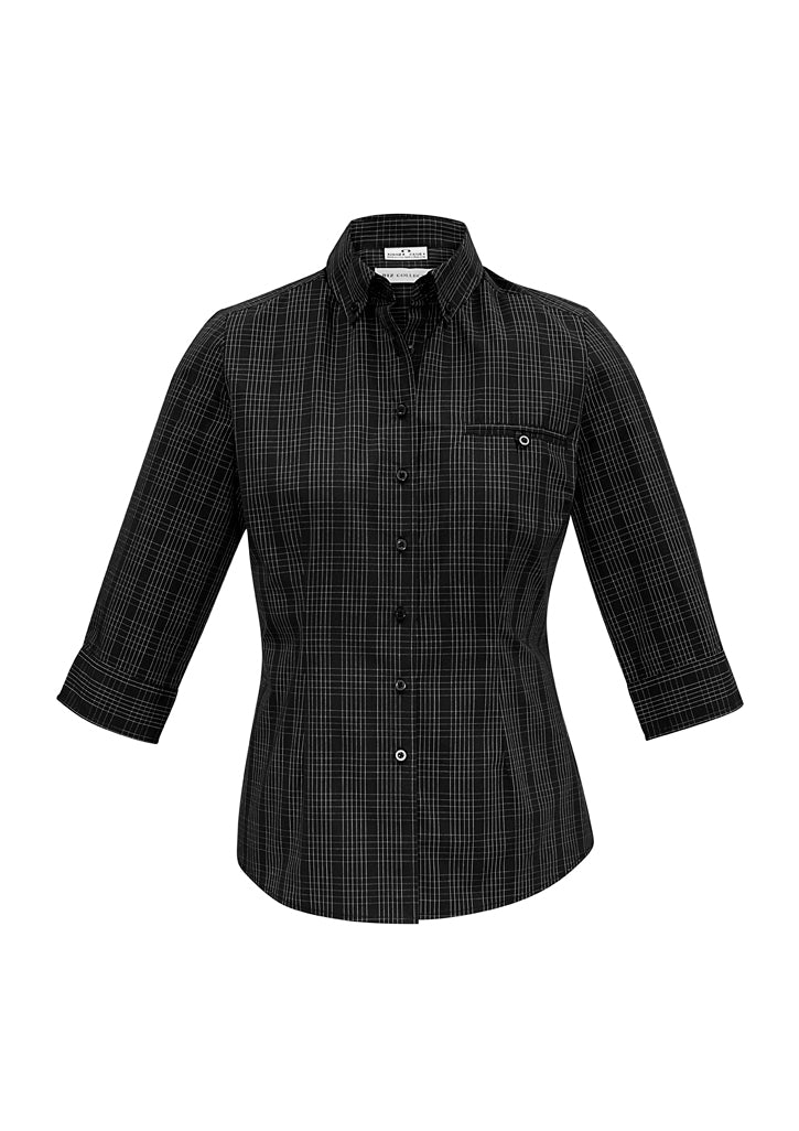 S820LT ladies 3/4 sleeve harper shirt