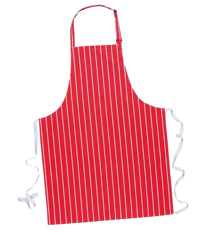 PRIME-MOVER-BUTCHERS-APRON-S839-RED-WHITE-full-bib-stripe-aprons-nz