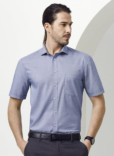 Mens Jagger S/S Shirt-s910ms-biz-collection
