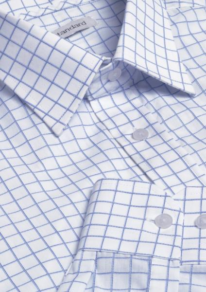 Axiom Check Mens L/S Shirt