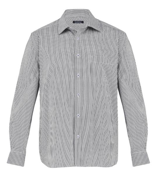 THE KINGSTON CHECK SHIRT – MENS -Long sleeve-TKC