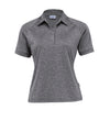 Womens Dri Gear Melange Performance Polo-wdgmlp