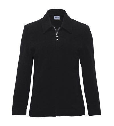 Womens Melton Wool CEO Jacket