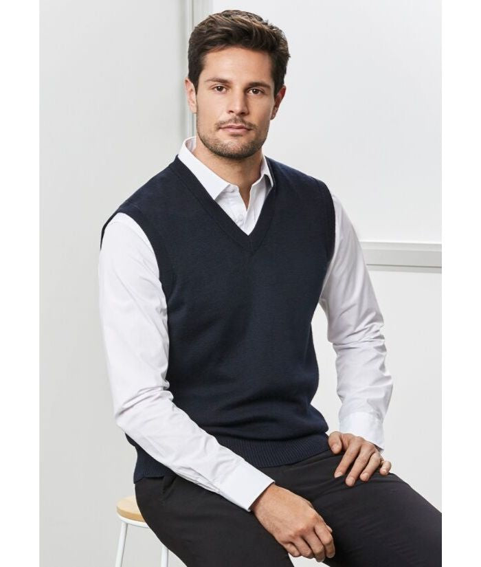 mens-traditional-woolmix-vest-WV6007