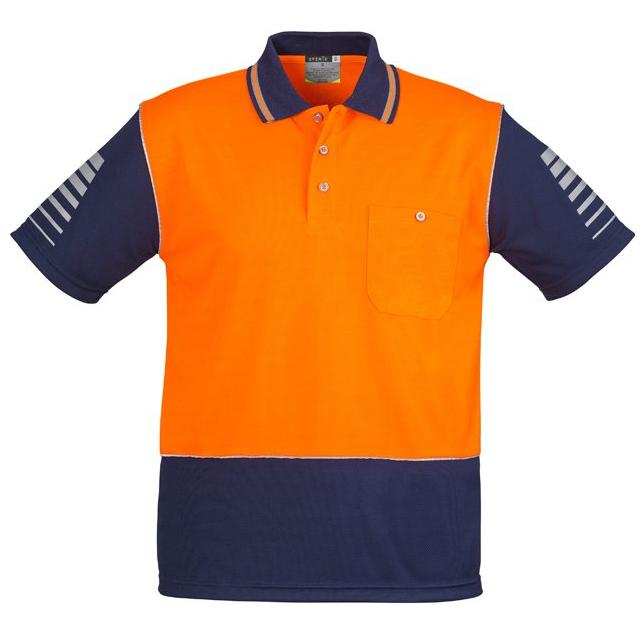 Mens Hi Vis Zone Polo-zh236
