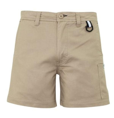workwear-shorts-zs507-Mens Rugged Cooling Short Short