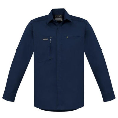Mens Streetworx L/S Stretch Shirt