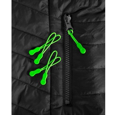 Biz Collection Coloured Zippies - Zip Pullers
