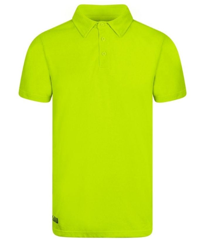 Bad Trademark Cotton Hi Vis S/S Polo