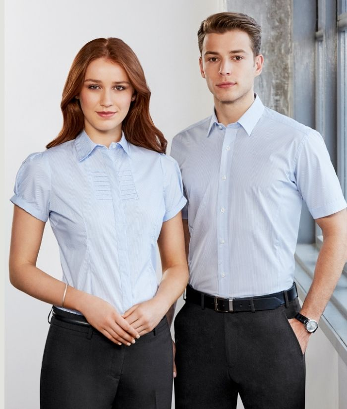las-dies-berlin-short-sleeve-shirt-uniform-s121ls