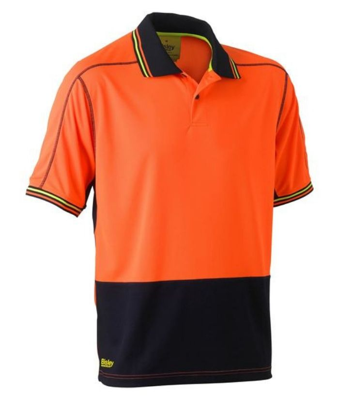 Bisley Hi Vis, Two Tone Polo