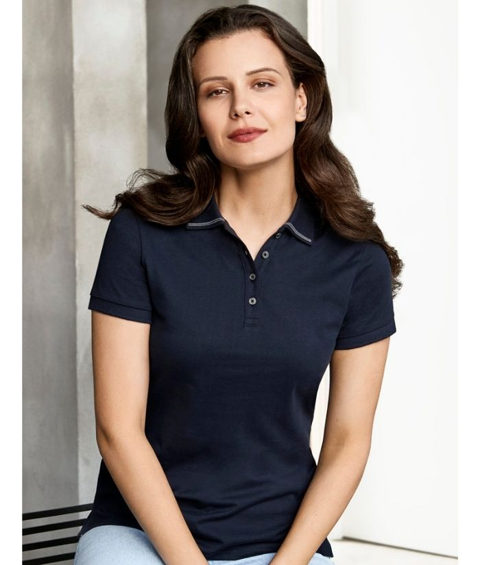 biz-collection-aston-ladies-100_-cotton-polo-P106LS-navy_SilverGrey