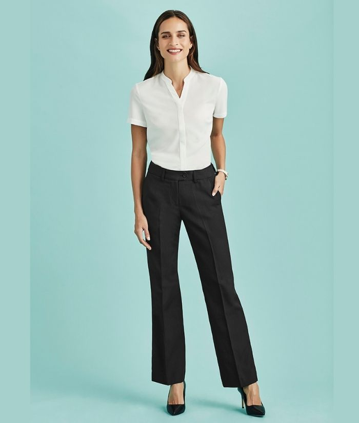 biz-corporate-womens-ladies-relaxed-fit-pant-10111-hotel-uniform-black