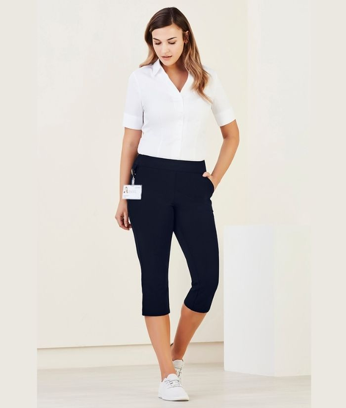 bizcare-jane-womens-3_4-length-stretch-pull-on-pant-CL040LL-uniform-healthcare