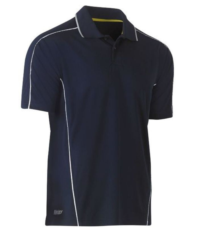 Mens Cool Mesh Polo Shirt