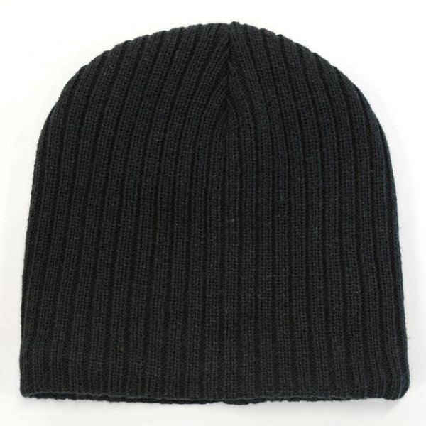 Cable Knit Fleece Beanie