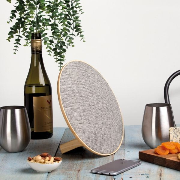 Lounge Disk Bluetooth Speaker