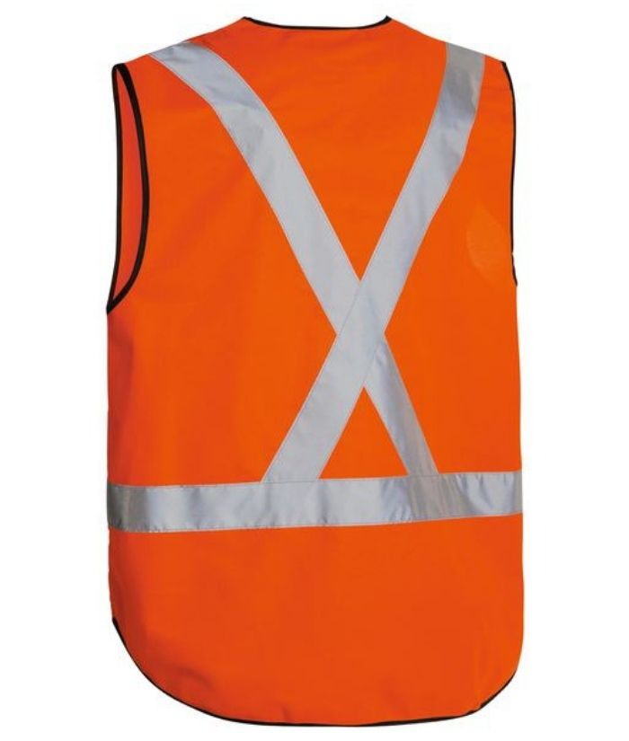 X Taped Hi Vis Vest