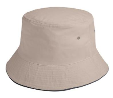 6044-Premium apparel Sandwich Bucket Hat
