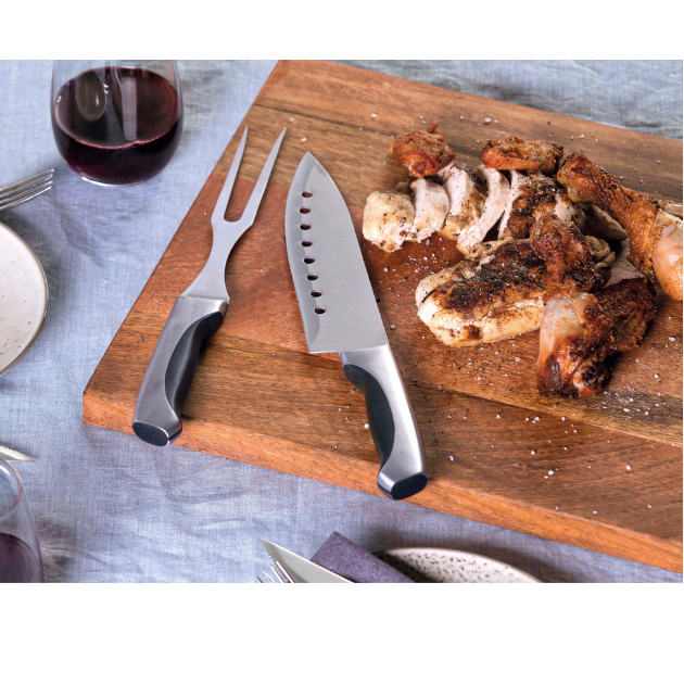 Carving Set - Po 'di fame-pocs-corporate-gifts