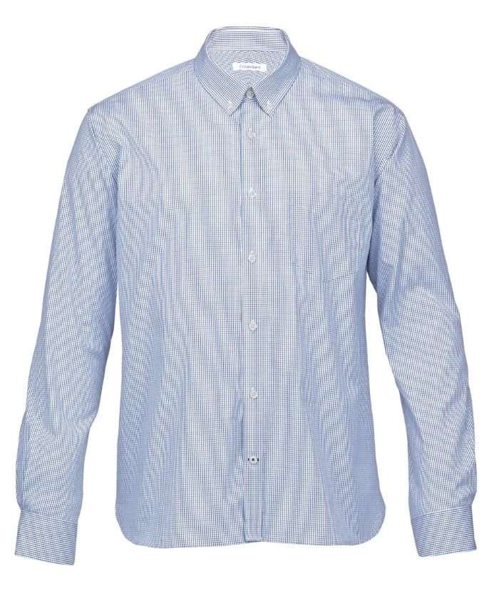 Cedar Hill Mens Long Sleeve Check Shirt