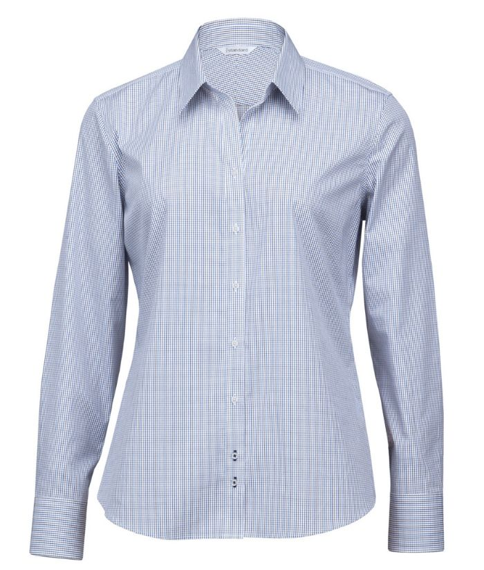 Cedar Hill Womens Long Sleeve Check Shirt