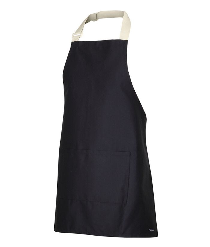 Apron With Coloured Straps