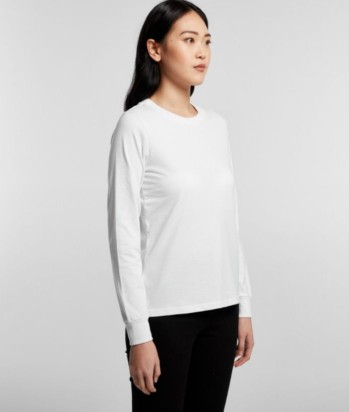as-colour-womens-dice-long-sleeve-100%-cotton-tee