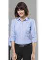 Euro Ladies 3/4 Sleeve Shirt S812ll