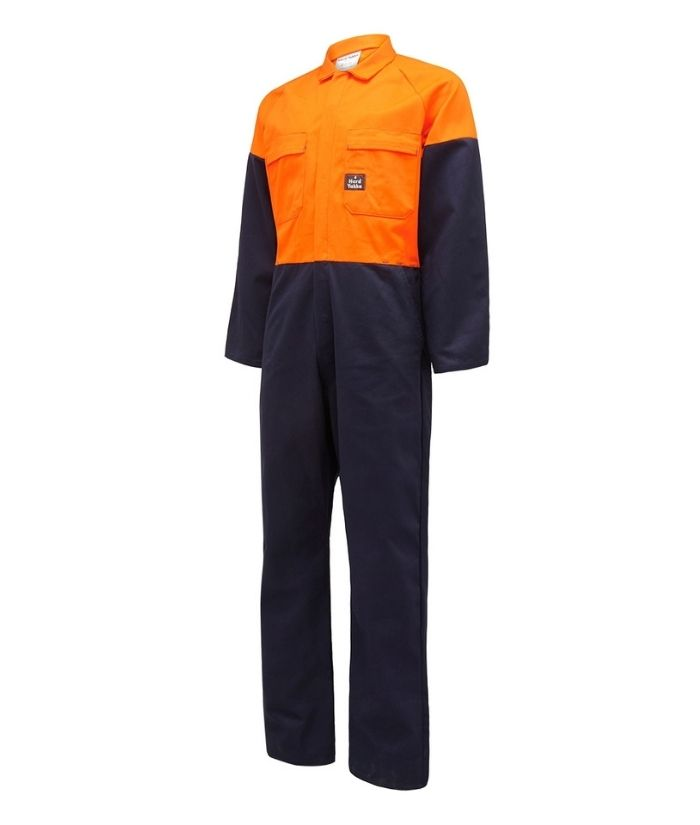 hard-yakka-overall-Zip-100_-cotton-AMOU03-hi-vis-orange-navy